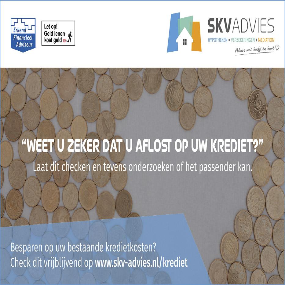 SKV Advies Online lening aanvragen