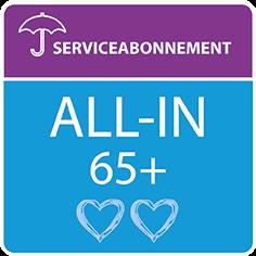 Serviceabonnement 65+