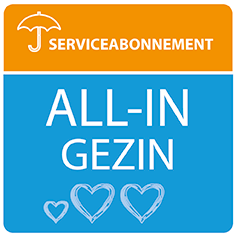Serviceabonnement Gezin
