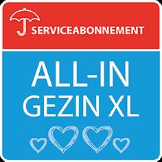 Serviceabonnement GezinXL