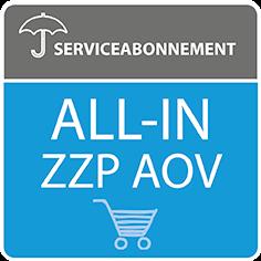 Serviceabonnement ZZP AOV
